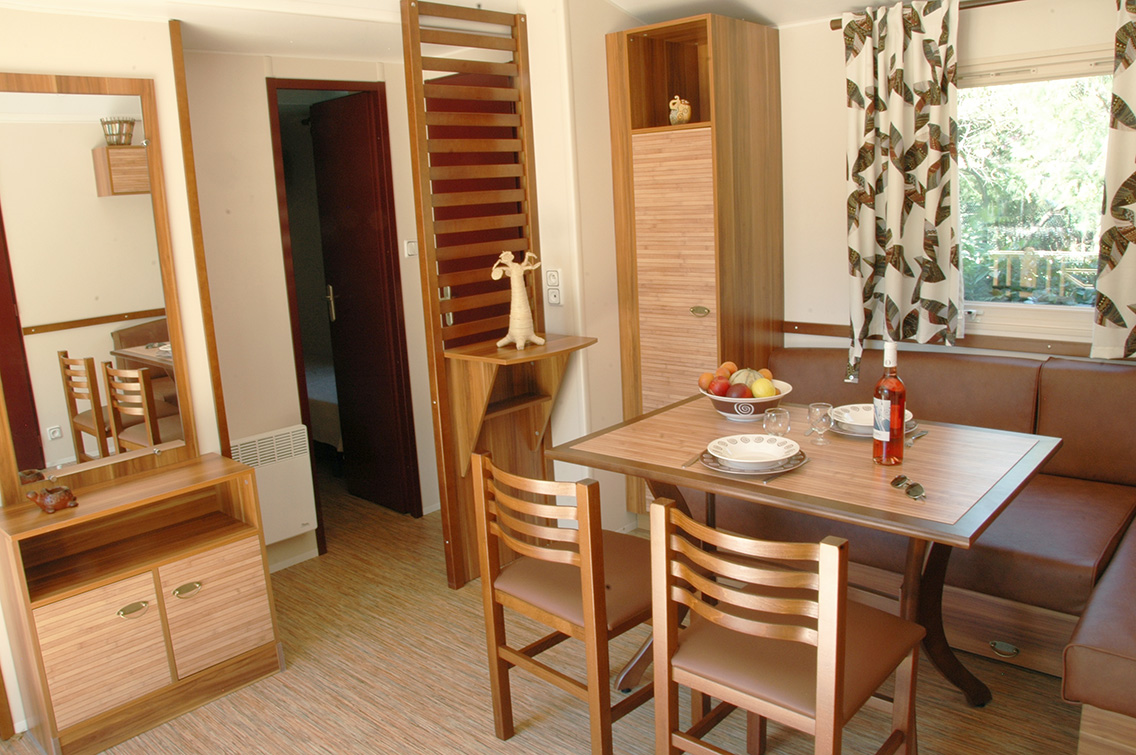 Cottage au design boisé