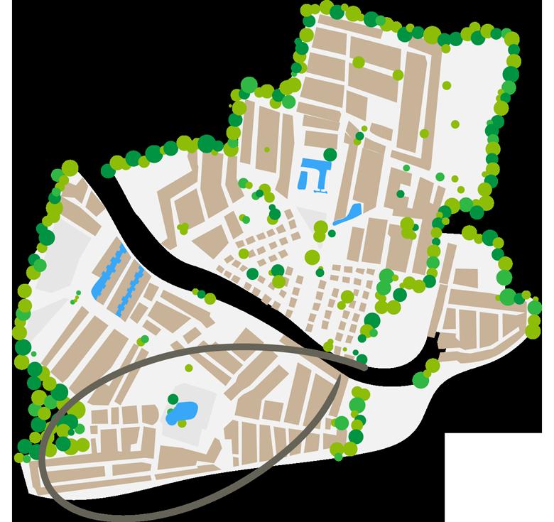 Plan stellplätze camping